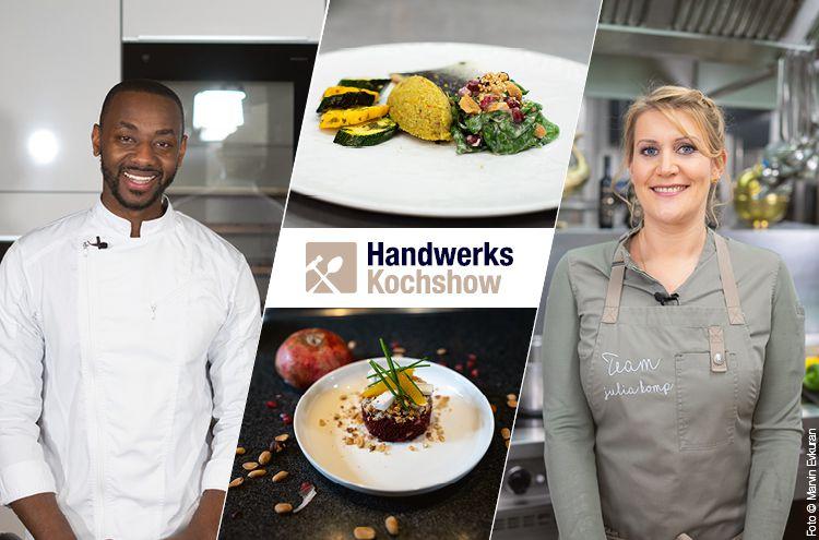 Handwerks Kochshow