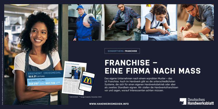 Franchise - Eine Firma nach Mass